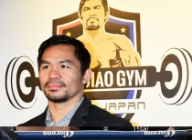 Manny Pacquiao Gym Opening