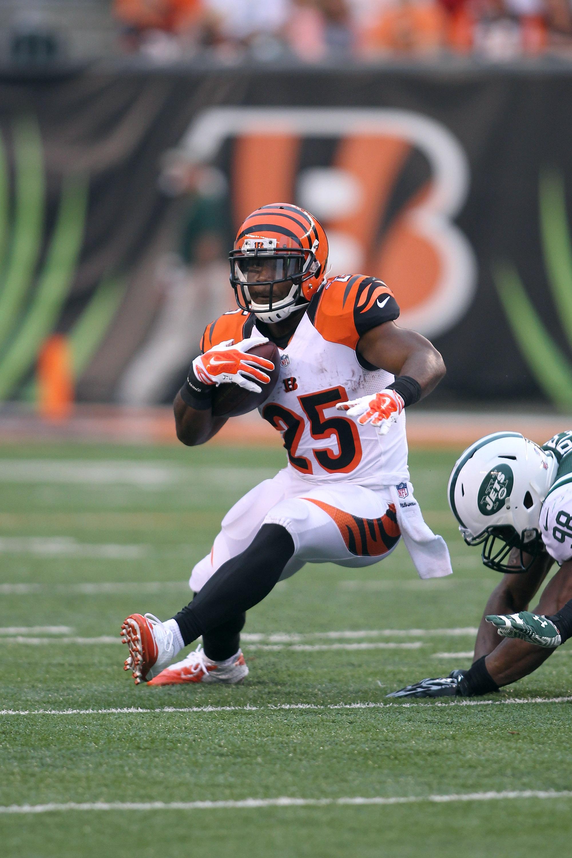 Fantasy Football Team Previews Cincinnati Bengals Giovani