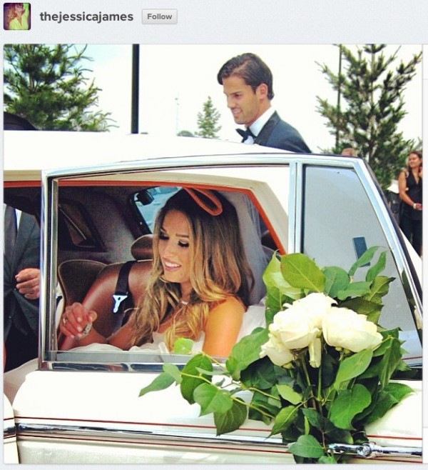 Eric Decker & Jessie James Wedding