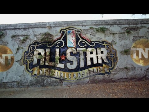 NBA All-Star Weekend New Orleans