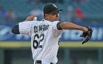 Chicago White Sox pitcher Jose Quintana