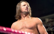 AJ Styles looks on in an episode of SmackDown Live.