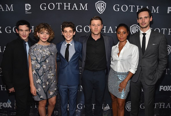 Fox's 'Gotham' Finale Screening Event - Red Carpet