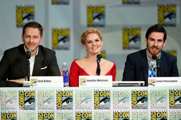ABC's 'Once Upon A Time' Panel - Comic-Con International 2014