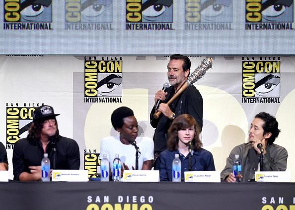 Comic-Con International 2016 - AMC's 'The Walking Dead' Panel