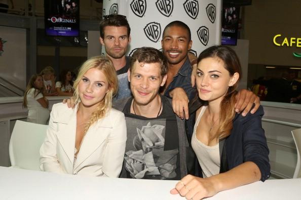 Warner Bros Entertainment at Comic-Con International 2013 - Day 3
