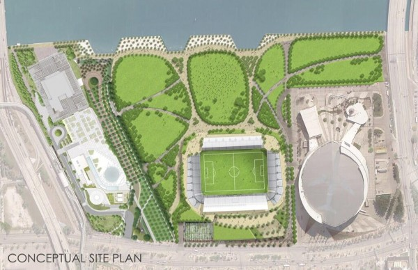 Miami MLS Stadium