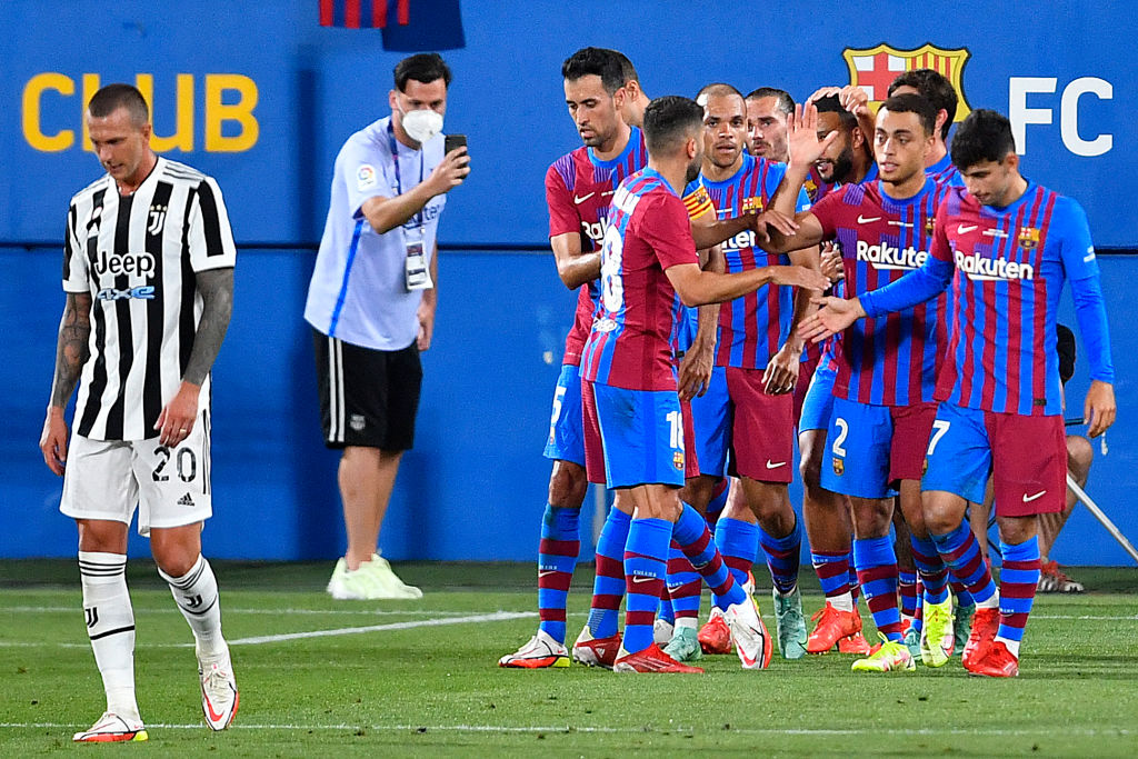Barcelona Adjusts to Life Without Lionel Messi After 3-0 Win Over Juventus