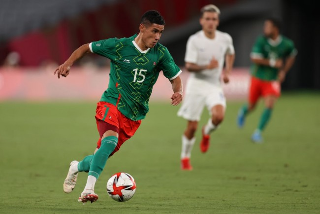 Mexico Destroys France in Tokyo Olympics Men's Soccer