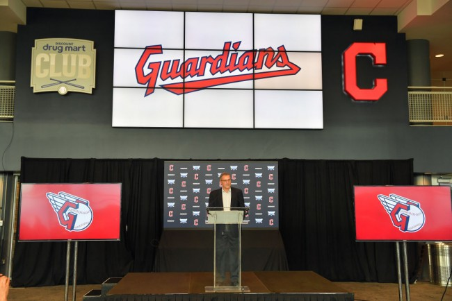 Cleveland Changes Name From Indians to Guardians; To Take Effect After 2021 MLB Season