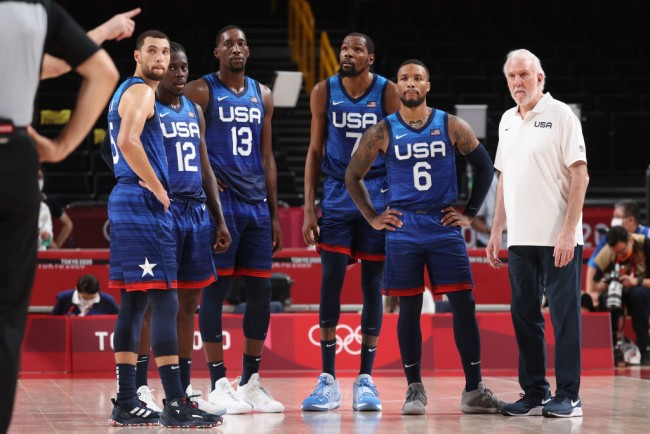 Contrasting Fortunes for Luka Doncic and Team USA in Tokyo Olympics Men's Basketball