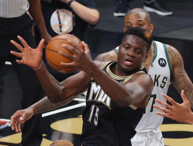Atlanta Hawks Continue to Run it Back: Clint Capela Signs 2-Year, $46 Million Contract Extension