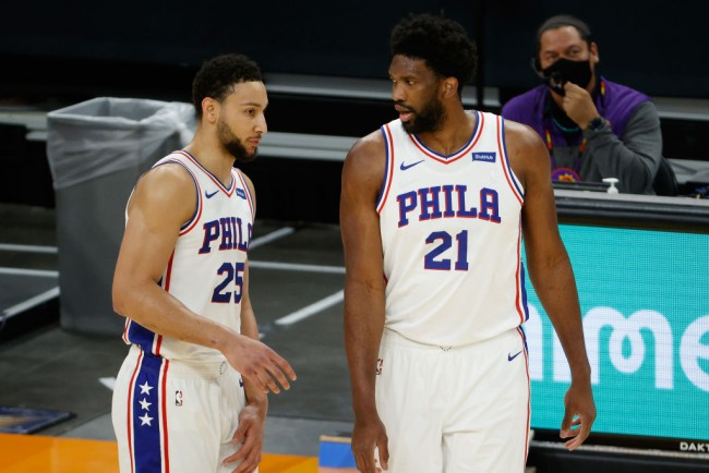 Joel Embiid Wants Ben Simmons Back in Philadelphia; Implores Sixers Fans to Be Better