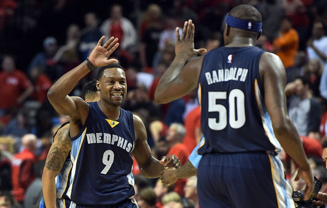 Memphis Grizzlies Pay Tribute to Grit and Grind Era: Zach Randolph and Tony Allen's Jerseys to be Retired
