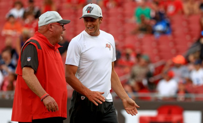 Tom Brady is Not an Anti-Vaxxer: Coach Bruce Arians Confirms Tampa Bay Bucs Are 100% Vaccinated